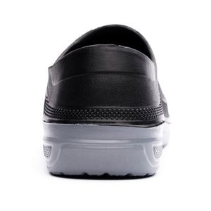 Image 5 - Hot Work Wear Kitchen Work Shoes Waterproof Flat Sandals for Chef Master Comfortable Restaurant Slippers Quick Dry Chef Shoes