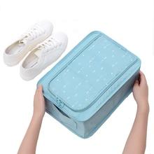 2019 new Large portable storage Shoe Bag Travel Storage shoes bag clothes organizer bags Fashion luxury handbag for clothes Shoe