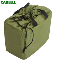Big Promotion The Storage Bag Of Camera Canvas Large Capacity Photography Accessories For SLR Cameras Shockproof 9906