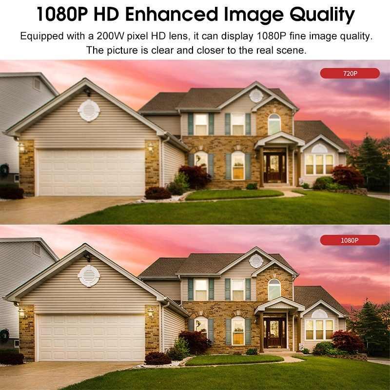 1080P PTZ IP كاميرا واي فاي في الهواء الطلق سرعة قبة لاسلكية كاميرا أمان لاسلكية عموم إمالة 8X التكبير الرقمي شبكة مراقبة الدوائر التلفزيونية المغلقة