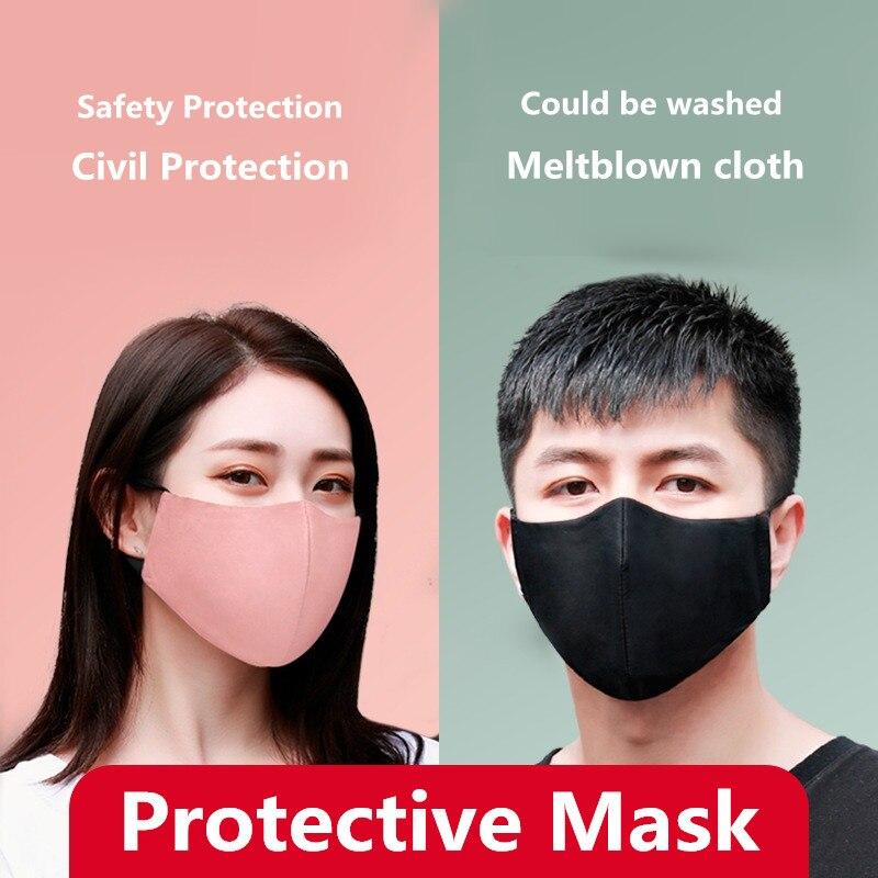 1Pcs Fashion KN95 Unisex Cotton Mouth Mask