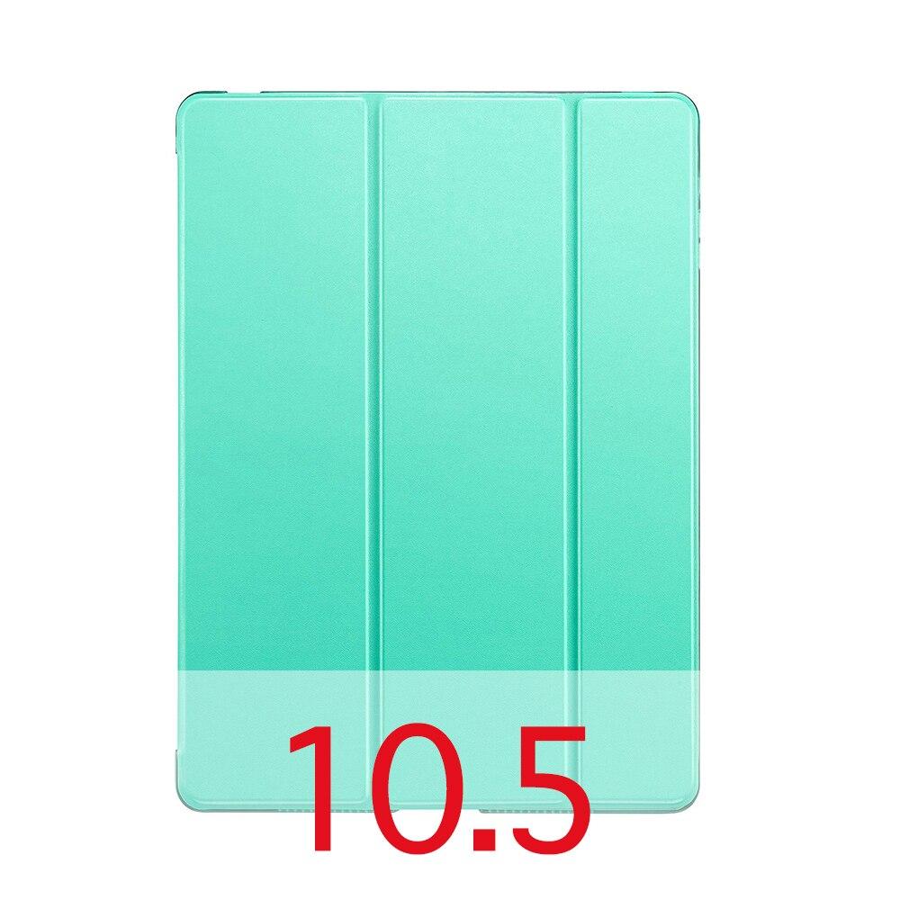 Mint Blue QIJUN Case For Apple iPad Pro 10 5 2017 Air 2019 Air3 10 5 iPad 10