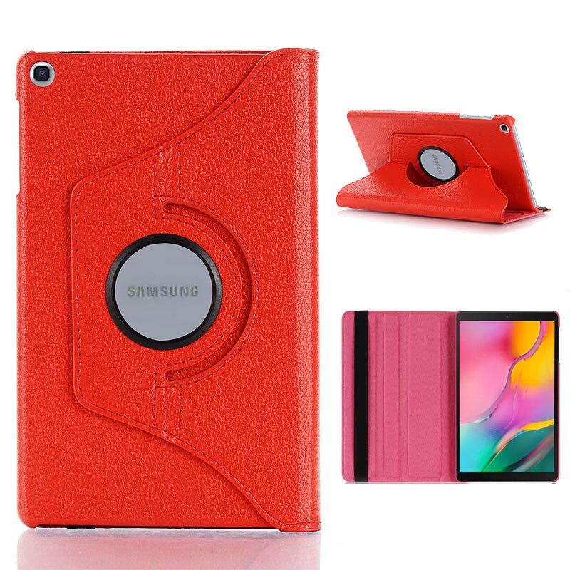 8.0'' Coque for Samsung Galaxy Tab A 8.0 2019 SM-T290 T295 T297 Case 360 Rotation Smart PU Case for Samsung Tab A 8.0 T290 Cover-5