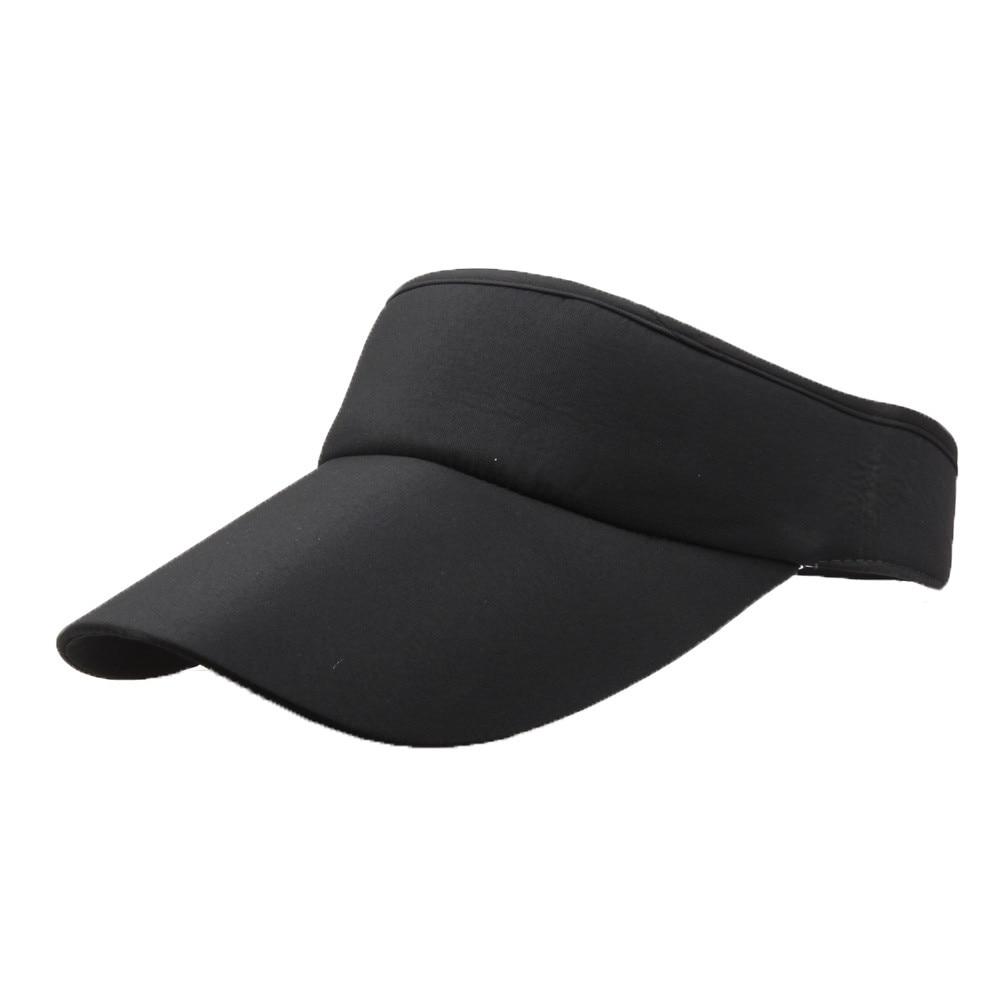 Hat Men Women Men Women Sport Headband Classic Sun Sports Visor Hat Cap Casual Basin Unisex Chapeau Sun Prevent Hats Hip Hop