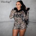 Chicology leopard fu...