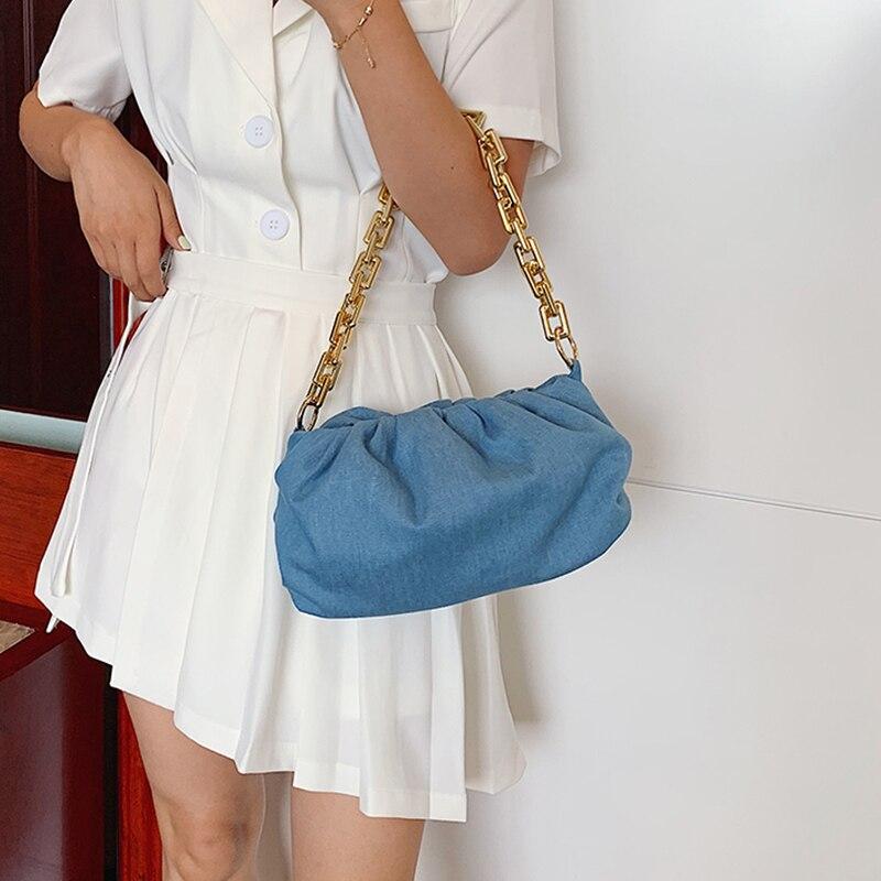 macio bolsa de ombro único bolsa e bolsa