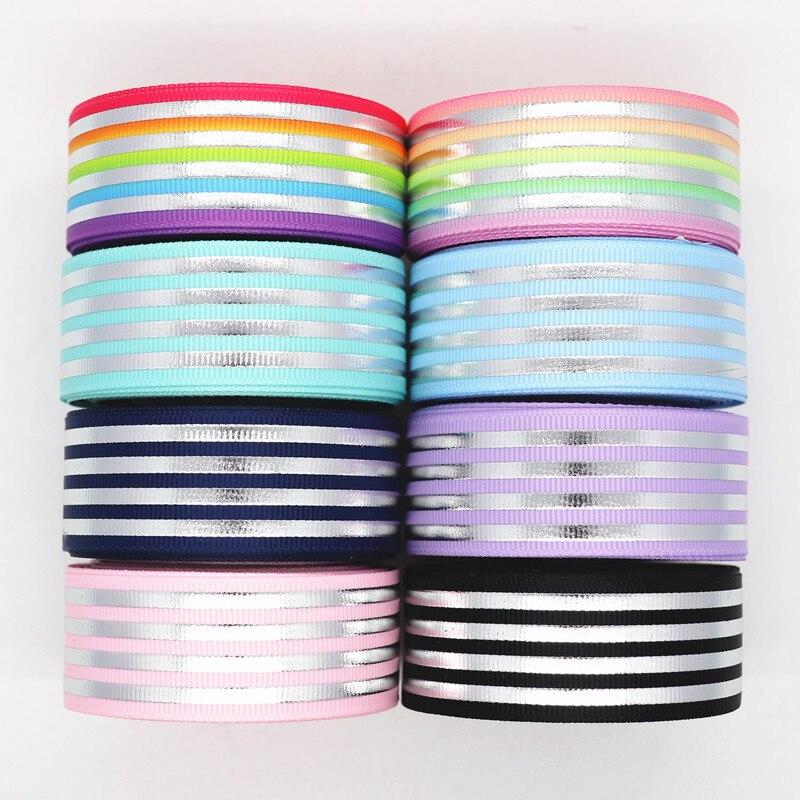 10mm Sparkle Glitter Velvet Ribbon Headband Clips Bow Decoration 2 MTRS