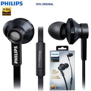 original Philips Tx1 HiRes Earphone High Resolution HIFI Fever Earbuds Ear Noise Canceling earphones For Xiaomi Huawei Phone
