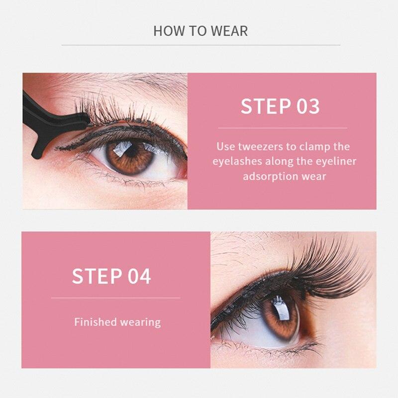 Magnetic Eyelashes False Lashes  5