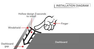 Приборная панель автомобиля звукоизоляционные резиновые прокладки уплотнения для renault logan kia sportage 3 dacia logan passat b5 opel corsa c yeti