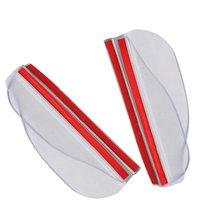 цена на Practical Auto Car Rear View Mirror Rain Guard Mirror Rain Eyebrow Visor Essential Accessories