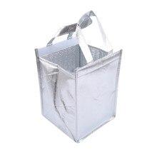 Sac isotherme étanche de 4 pouces, pliable, Portable, pour pique-nique, sac thermique pour aliments, sac de livraison de nourriture, sac à Pizza