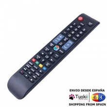 Remote control AA59-00582A for Samsung TV AA59-00580A 00594A