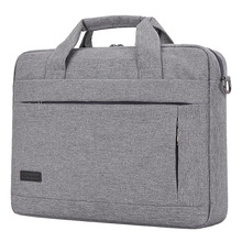 Large Capacity Laptop Handbag for Men Women Travel Briefcase Bussiness Notebook Bags 14 Inch for Macbook Pro Apple Asus Hp Dell