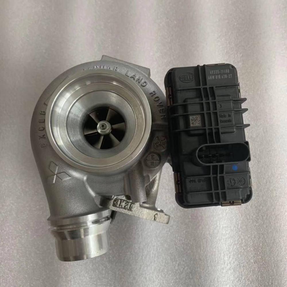 Land Rover Walker 52,0 T Jaguar 2,0 T Original importiert turbolader TD04 49335-01950 49797-08301