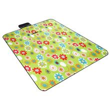OUTAD Outdoor Camping Picnic Moisture-proof Water-resistance Heat insulation Crawling Mat Thick Tent Pad high quality multiplayerpvc aluminum film moisture pad 2 2m side tent moisture pad picnic mat sleeping pad