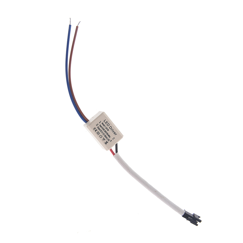 1 Pieces 3W LED Driver Isolation 3w AC85-265v DC 3-12V LED Power Supply Constant Current Ceiling Lamp