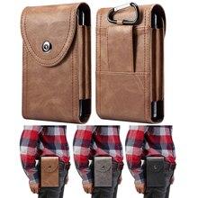 حزام كليب الحافظة للهاتف 6.7 بوصة حقيبة الهاتف المحمول 2 أكياس لسامسونج S20 S10 S9 S8 زائد نوت 20 10 9 8 للهواتف الذكية