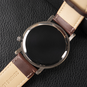 Image 4 - Mens Watches BOBO BIRD Quartz Wristwatch Man Male Metal leather Show date Promotion sale montre homme Christmas anniversary gif