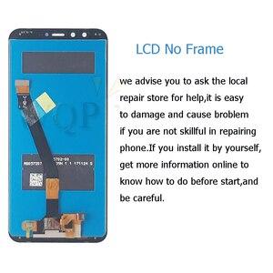 Image 2 - Per Huawei P Display LCD Intelligente godere 7s 2017 Touch Screen Digitizer Assembly Con Cornice FIG LX1 L21 L22 sostituzione dello schermo