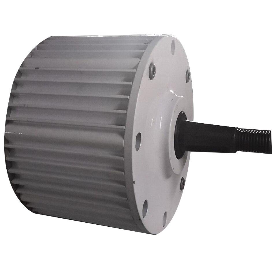 R&X 800W Low RPM Permanent Magnet Wind Generator 24V/48V 3 phase Generator Motor