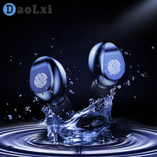 DaoLxi Bluetooth Earphone Stereo Wireless Handsfree Earphones  Noise Cancelling Headphones Gaming Headset  wireless earbuds bluetooth 5 0 earbuds wireless earphone headphones handsfree noise cancellation headset for phone android
