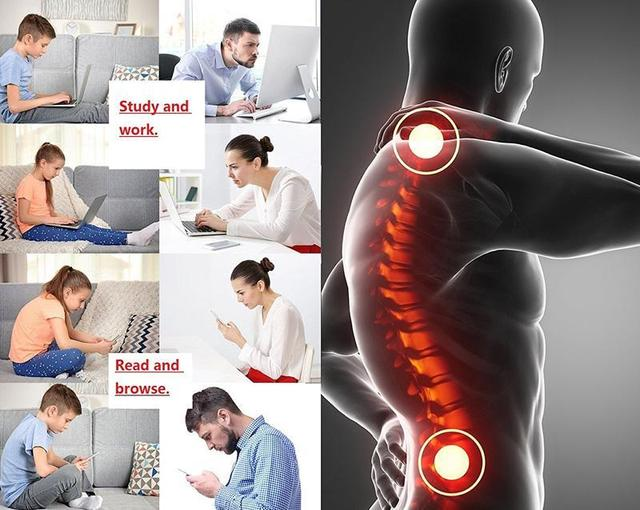 Yosyo Brace Support Belt Adjustable Back Posture Corrector Clavicle Spine Back Shoulder Lumbar Shoulder Protection