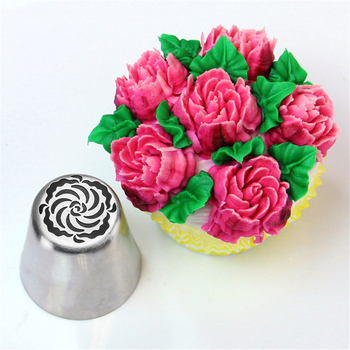 DIY Cake Decorating Nozzles Stainless Steel Bakeware