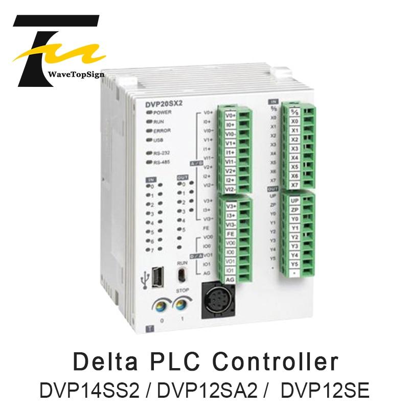 Delta PLC SA2 SE SS2 SX2 SX Series Host Programmable Controller
