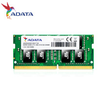 Ram ddr4 2400 2666mhz 3200mhz ram da memória do portátil de adata 4g 8g 16gb 32gblaptop