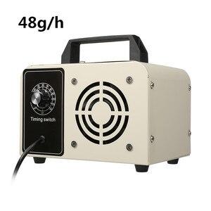Image 5 - Ozon Generator 28G/24G/10G Machine Rvs Luchtreiniger Luchtreiniger Desinfectie Sterilisatie Reiniging formaldehyde