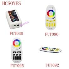 Mi Luz DC12 24V 10A 2.4G 4 Zona RGBW Sem Fio RF Sem Fio LEVOU remoto WIFI Controlador Dimmer Para 5050 3528 lâmpada Led Luz de Tira