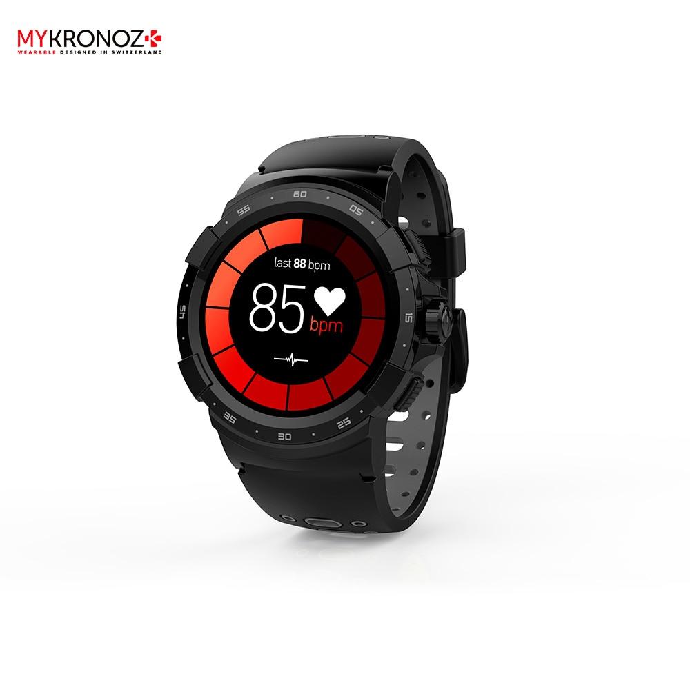 Smart Watches MyKronoz ZESP2BLC wrist watch active accessories top brand yazole wrist watch fashion luminous men s watch men watch men s sport watches clock erkek kol saati relogio masculino
