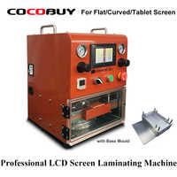 """Novecel Q5 LCD plastifieuse OCA plastifieuse sous vide pour moins de 11 """"écran plat/écran incurvé/tablettes LCD Machine de réparation"""