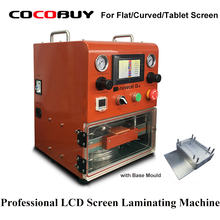 Novecel Q5 LCD Laminating Machine OCA Vacuum Laminator For Less Than 11
