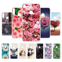 Honor 9C Case For Huawei Honor 9C Phone Case Silicone Soft TPU Cover For Huawei Honor9C 9 C 6.39'' Case AKA-L29 Coque Bumper marble flower letter phone case for huawei honor 9 lite soft tpu back cover for huawei honor 9 silicone cases coque shell