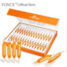 Fonce Small Red Needle Japan Blood Orange vc Essence Face Serum 30 Piece Nicotin