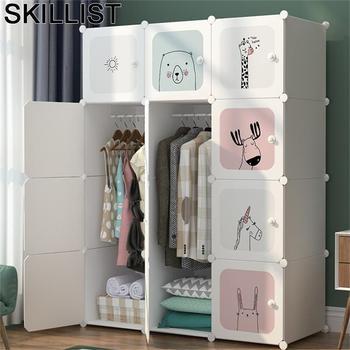 Szafa Armazenamento Armario Dressing Penderie Chambre Rangement Kleiderschrank Closet De Dormitorio Mueble Cabinet Wardrobe