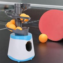 Мини-настольный теннис робот, родитель-ребенок, ученик отправителя качки служить машина тренером подарок ракетка спорта с 10 шарики для пинг-понга