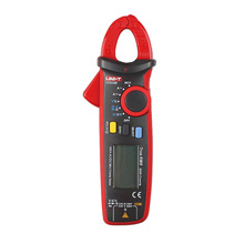 UNI-T UT210D Digital Clamp Meter Multimeter AC/DC Current Voltage Resistance Capacitance Temperature Tester Ammeter Auto Range ruoshui digital clamp meter multimeter current clamp ac dc voltage current meter auto range capacitance resistance diode tester