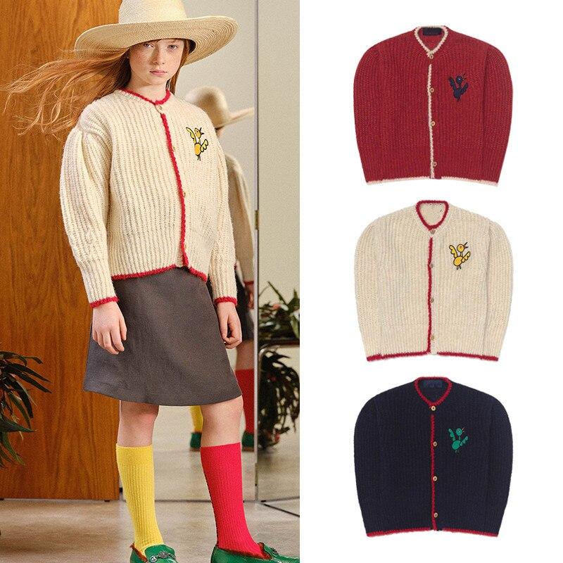 Kids Sweater TAO Brand New Autumn Winter Baby Girls Coat Jacket Christmas Sweaters Boy Cardigan Toddler Girl Winter Clothes 2021 6