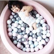 INS океаны мяч бассейн детские игрушки игровой дом комнатные игры для детей сухой бассейн Детская комната украшения