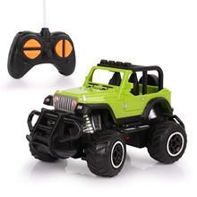 RC Cars Mini Radio Remote Control SUV Truck 1:43 Scale UN AR