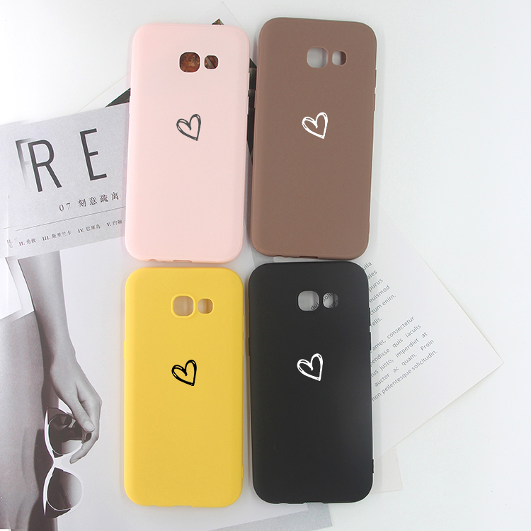 p Silicone Phone Case for Samsung A5 2017 Cases for Samsung Galaxy A5 2017 SM-A520F Cover for Samsung Galaxy A5 2017 phone shell image