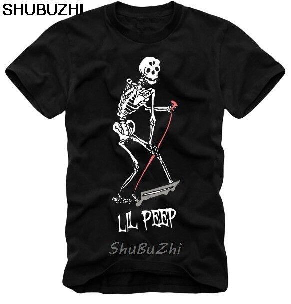 Harajuku T SHIRT LIL PEEP LILPEEP OG SCHEMAPOSSE GHOSTMANE RARE Hoodie Hip Hop T-shirt Sbz3484