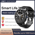 KSUN KSR907 4G Смарт часы Android 7 1 С Камерой 8 Мп gps 2 03 дюймов экран 800 мАч батарея Спорт Бизнес ремешок для мужчин