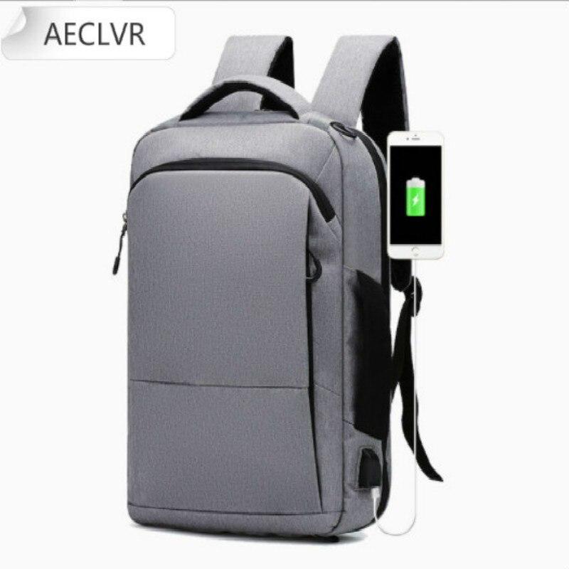 2020 Men Backpack Expandable Weekend Travel Backpack Men Water Repellent Laptop Backpack Computer Back Pack Male Bagpack