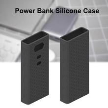 Case-Protective-Cover Power-Bank Stain-Resistant Silicone Anti-Fall 20000mah Soft