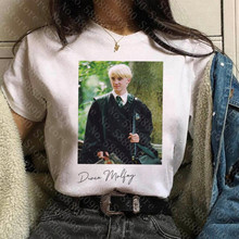 Single Taken Mentally Dating Draco Malfoy Tumblr Women T Shirt Tee Top Casual New Summer Funny Shirt for Female Vintage Clothing