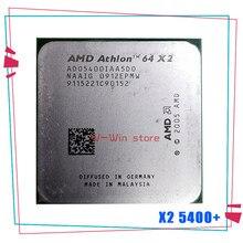 X2 5400 X2 AMD Athlon 5400 + 2.8GHz ADO5400IAA5DO ADO540BIAA5DO ADO5400IAA5DS Dual-Core Processador CPU Soquete AM2 940pin